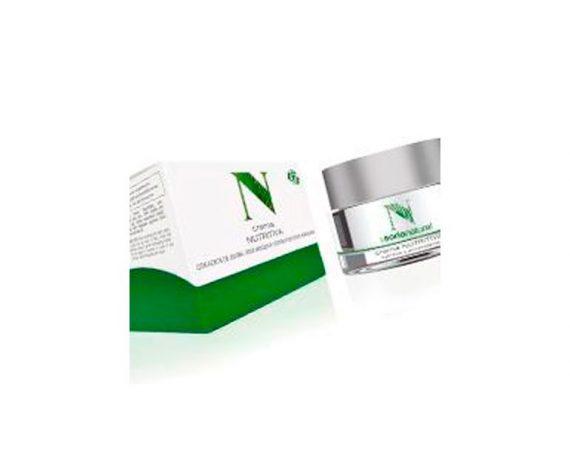 Crema facial nutritiva Soria Natural