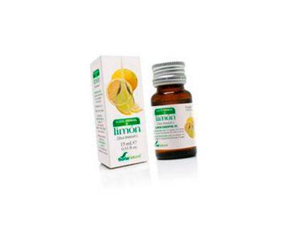 Limón aceite esencial Soria Natural