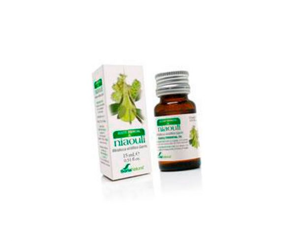 Niaouli aceite esencial Soria Natural