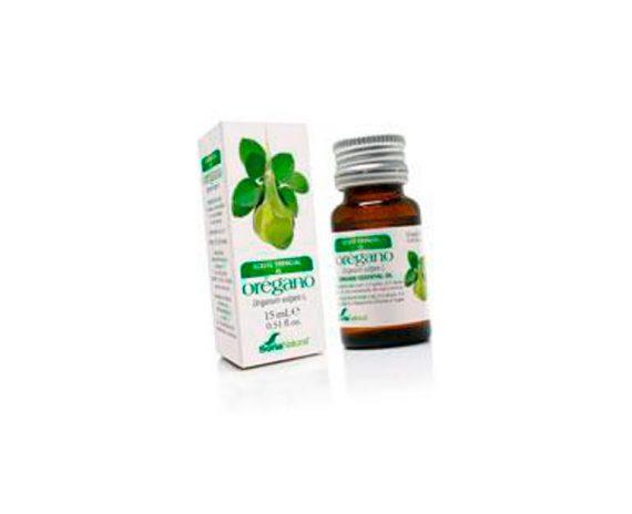 Orégano aceite esencial Soria Natural