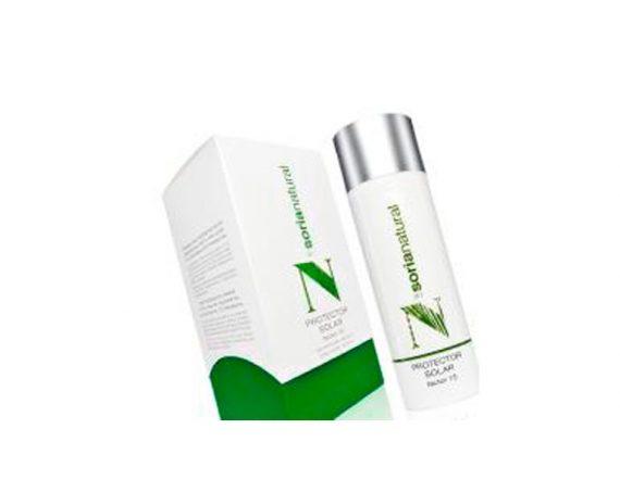 Protector solar factor 15 Soria Natural
