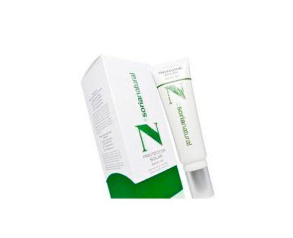 Protector solar factor 40 Soria Natural
