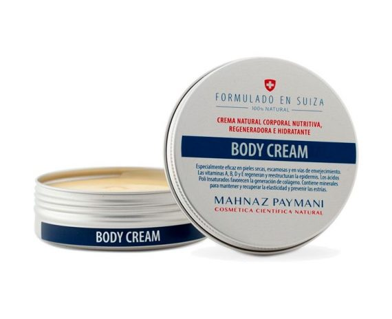 Body Cream Mahnaz Paymani