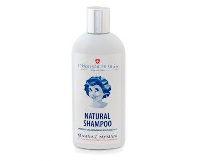 Natural Shampoo Mahnaz Paymani