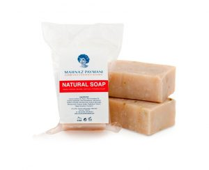 Natural Soap Mahnaz Paymani