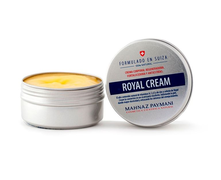 Body Cream Mahnaz Paymani