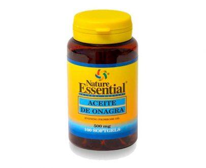 Aceite Onagra perlas Nature Essential