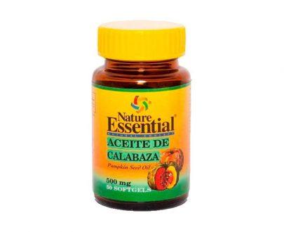 Aceite Semilla Calabaza perlas Nature Essential