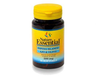 Aceite Semilla Lino perlas Nature Essential