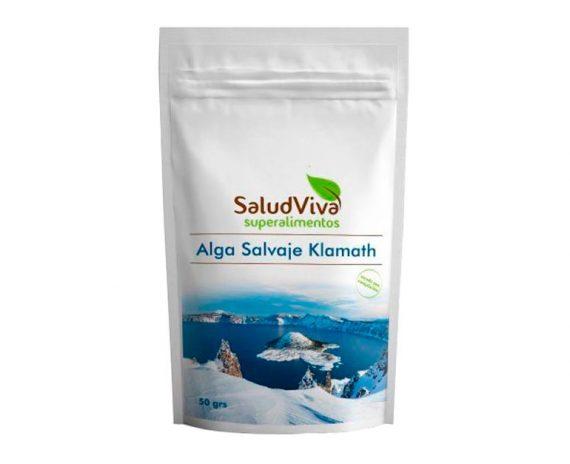 Alga Klamath superalimentos Salud Viva