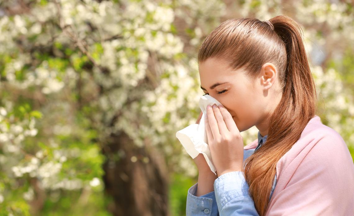 Las alergias primaverales, cómo combatirlas