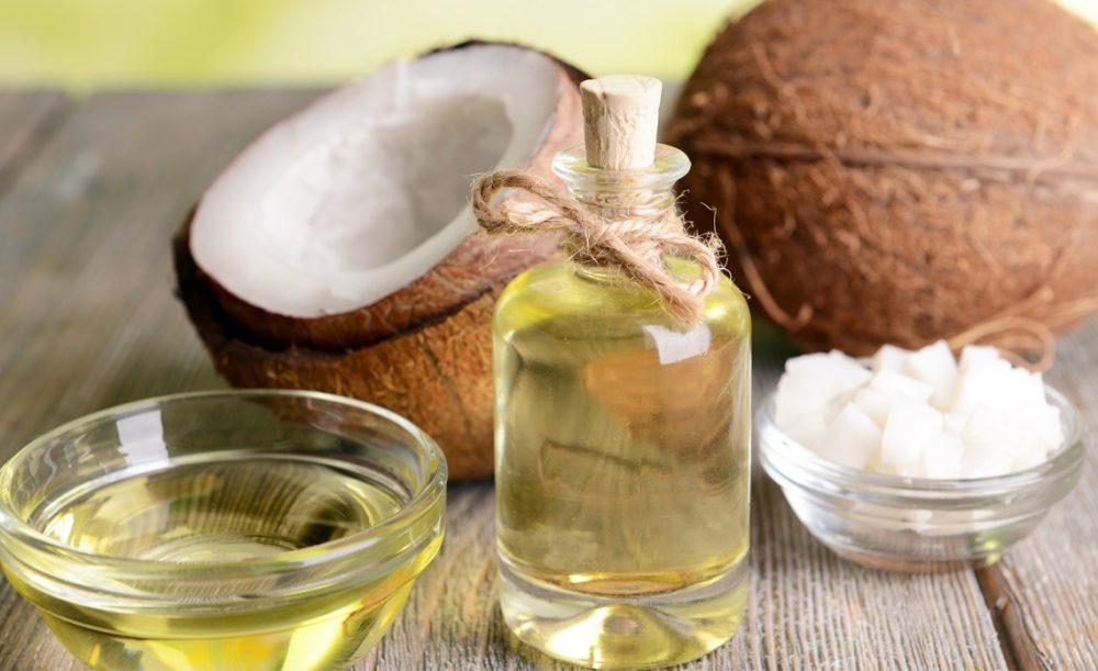 Usos cosméticos del aceite de coco