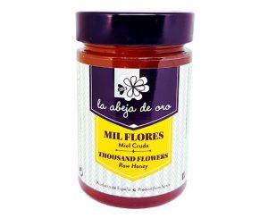 Miel de Mil Flores Abeja de Oro