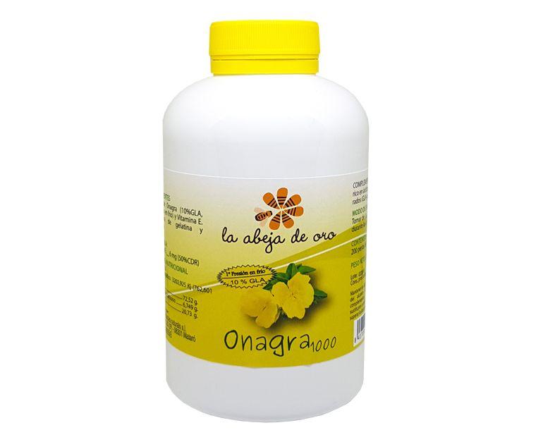 Onagra 1460 mg Abeja de Oro