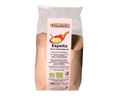 Papilla de Espelta Mandolé