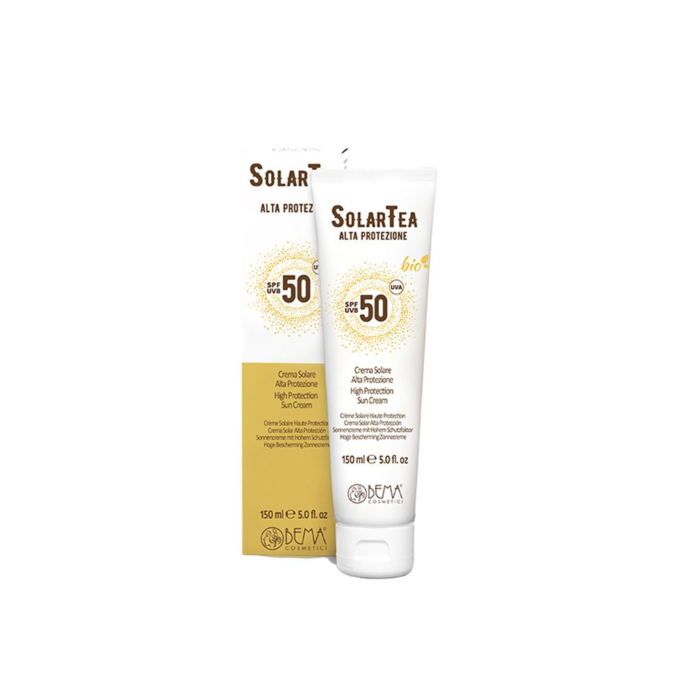 Crema Solar Alta Protección Anti-Age SPF50 Bema Cosmetici