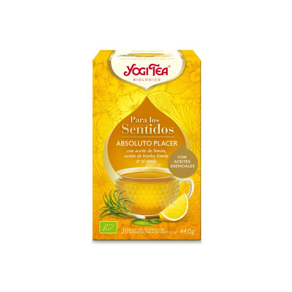 Absoluto Placer Bio Yogi Tea