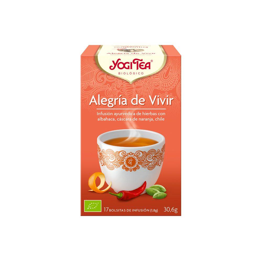 Alegría de Vivir Bio Yogi Tea