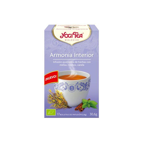 Armonía Interior Bio Yogi Tea