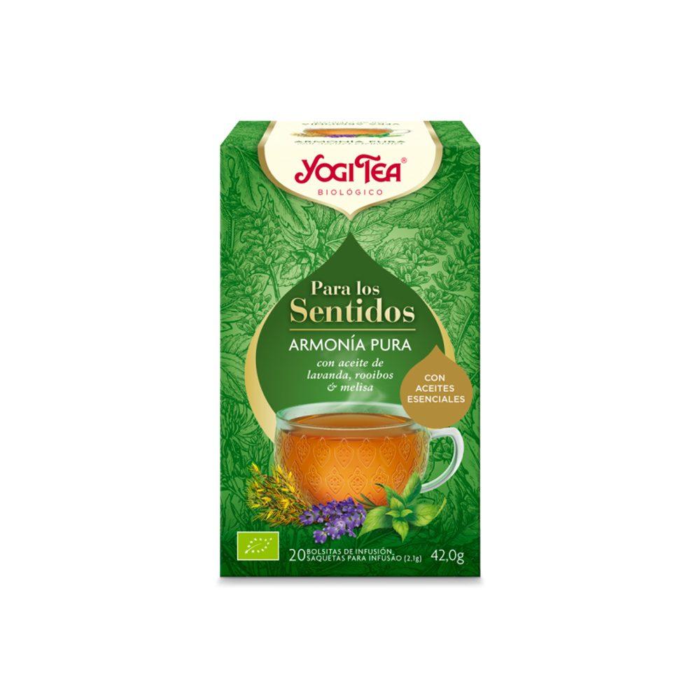 Armonía Pura Yogi Tea
