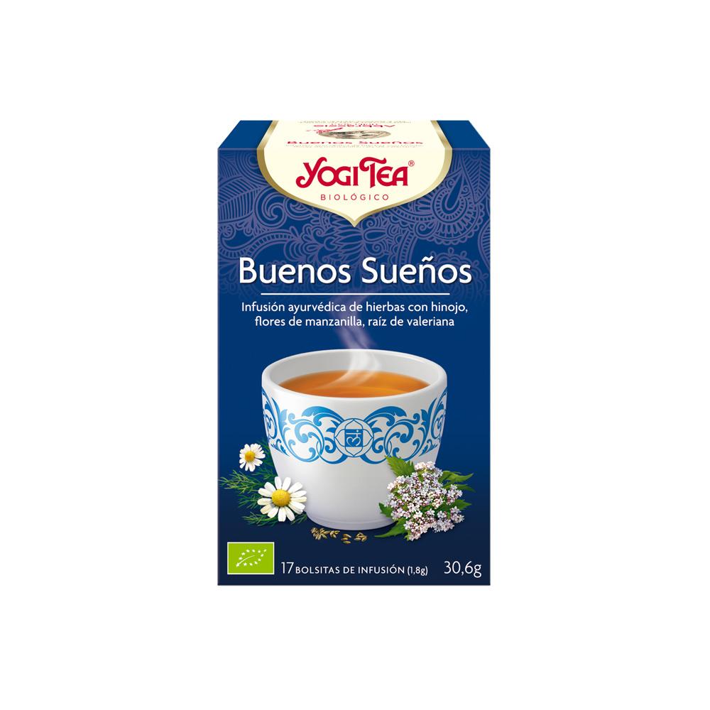 Buenos Sueños Bio Yogi Tea