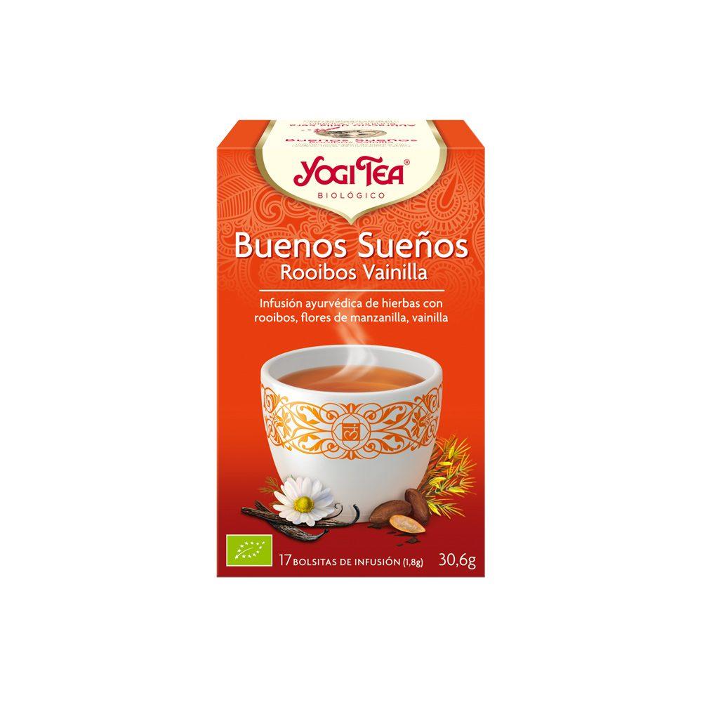 Buenos Sueños Rooibos Vainilla Bio Yogi Tea
