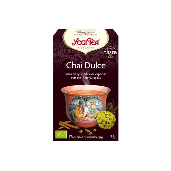 Chai Dulce Bio Yogi Tea