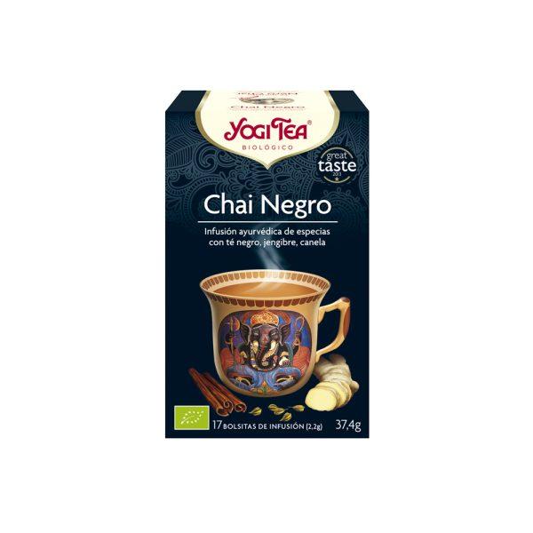 Chai Negro Bio Yogi Tea
