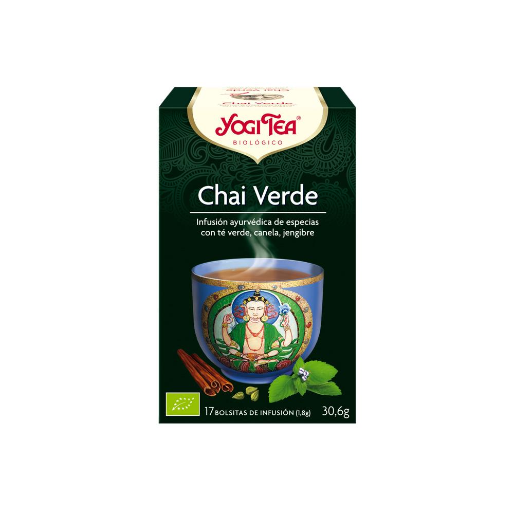 Chai Verde Bio Yogi Tea