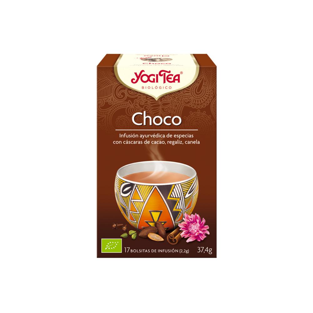 Choco Bio Yogi Tea