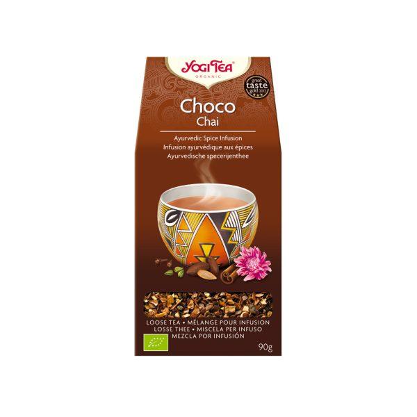 Choco Chai Bio 90gr Yogi Tea