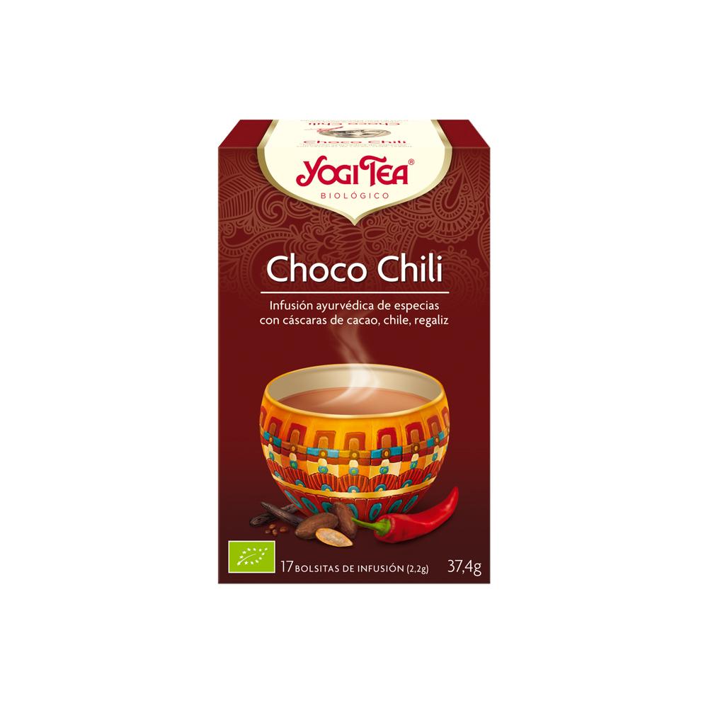 Choco Chili Bio Yogi Tea