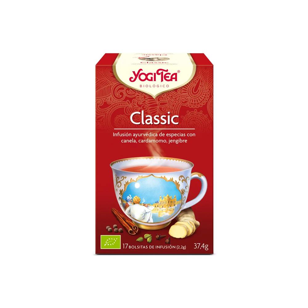 Classic Bio Yogi Tea