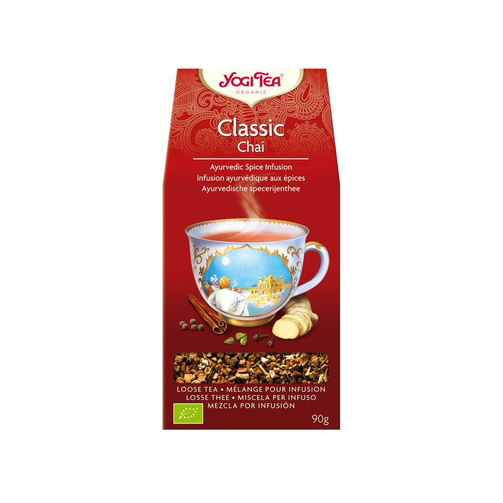 Classic Chai Bio 90gr Yogi Tea