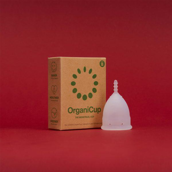 Copa Menstrual Tamaño B OrganiCup