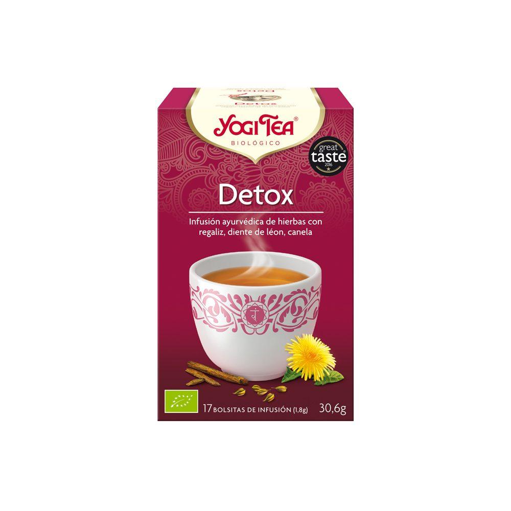 Detox Bio Yogi Tea