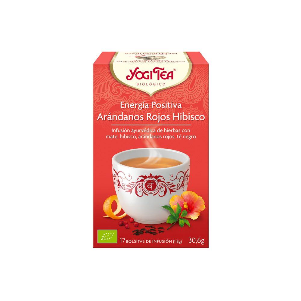Energía Positiva Bio Yogi Tea