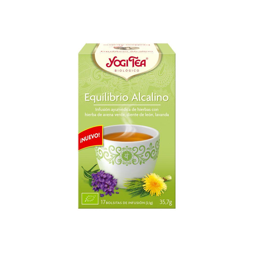 Equilibrio Alcalino Bio Yogi Tea
