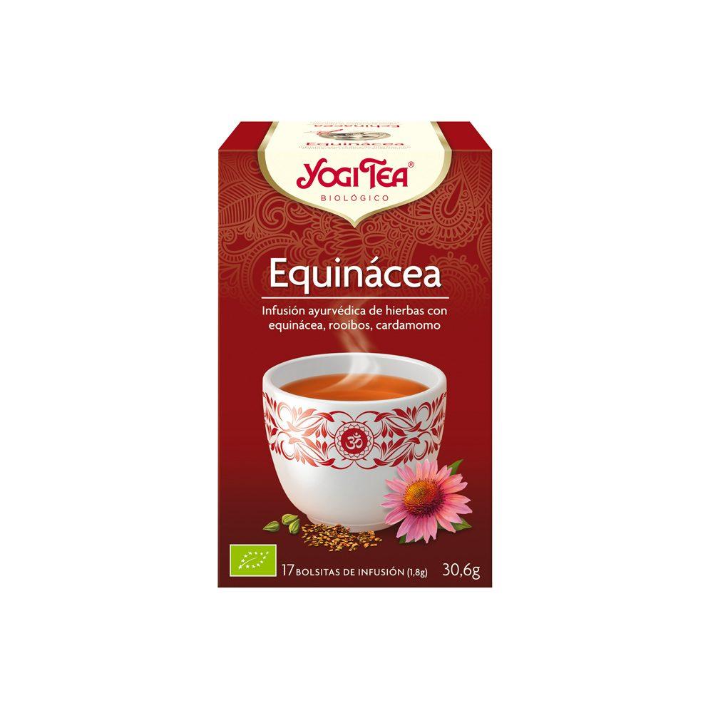 Equinácea Bio Yogi Tea