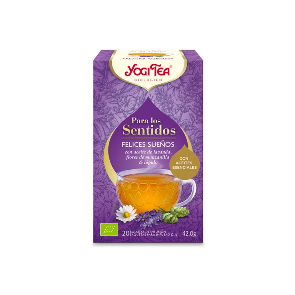 Felices Sueños Bio Yogi Tea