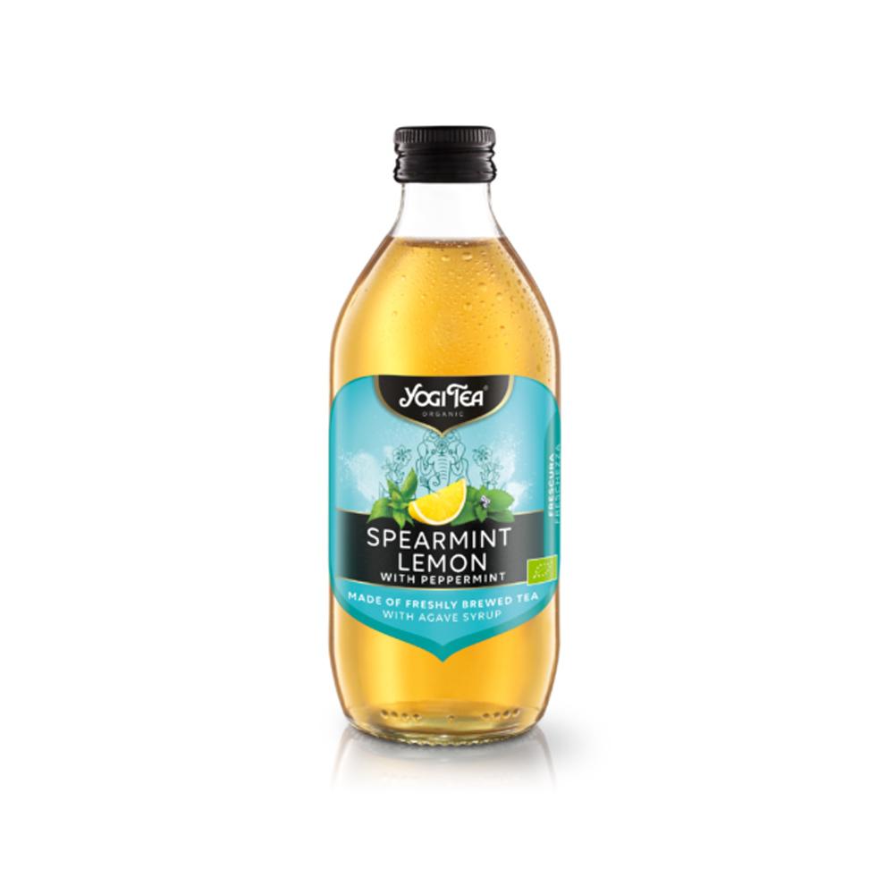 Infusión Fría Menta Piperita y Limón Bio Yogi Tea