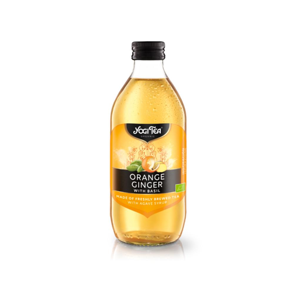 Infusión Fría Naranja y Jengibre Bio Yogi Tea