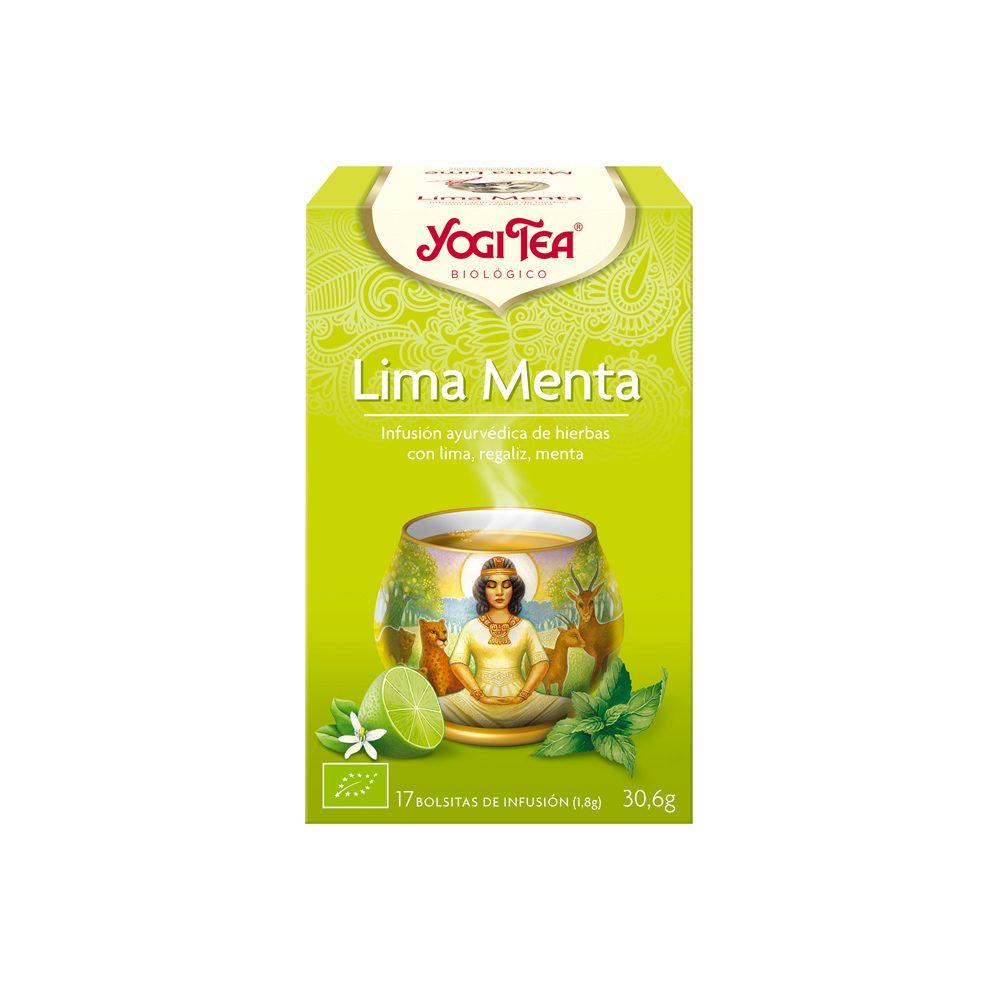 Lima Menta Bio Yogi Tea