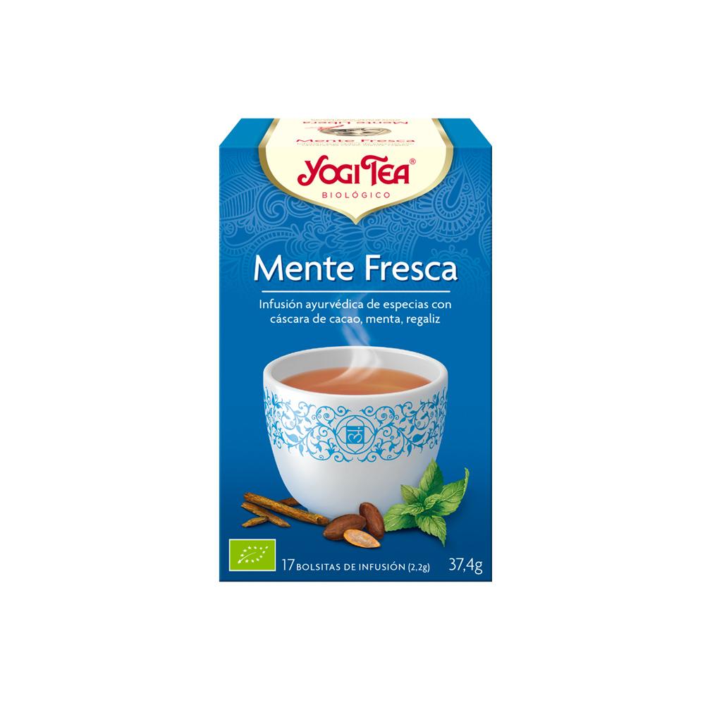 Menta Fresca Bio Yogi Tea