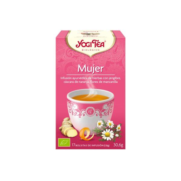 Mujer Bio Yogi Tea