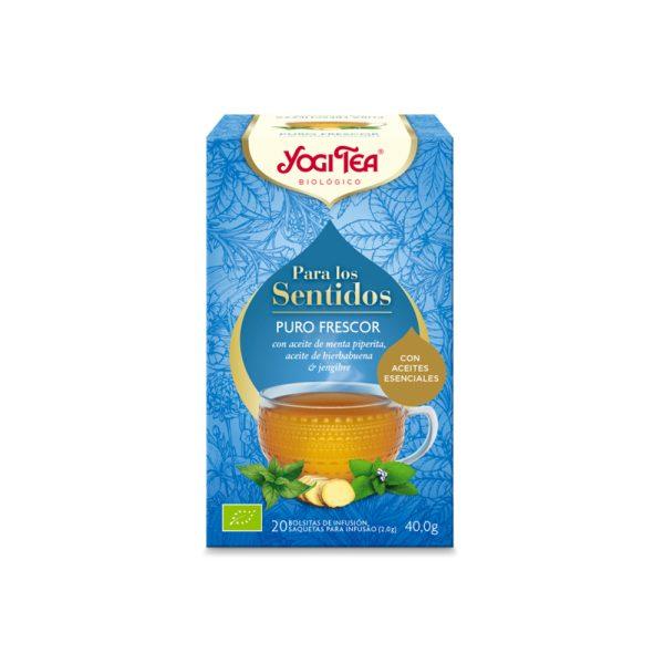 Puro Frescor Yogi Tea