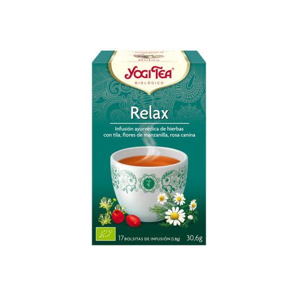 Relax Bio Yogi Tea