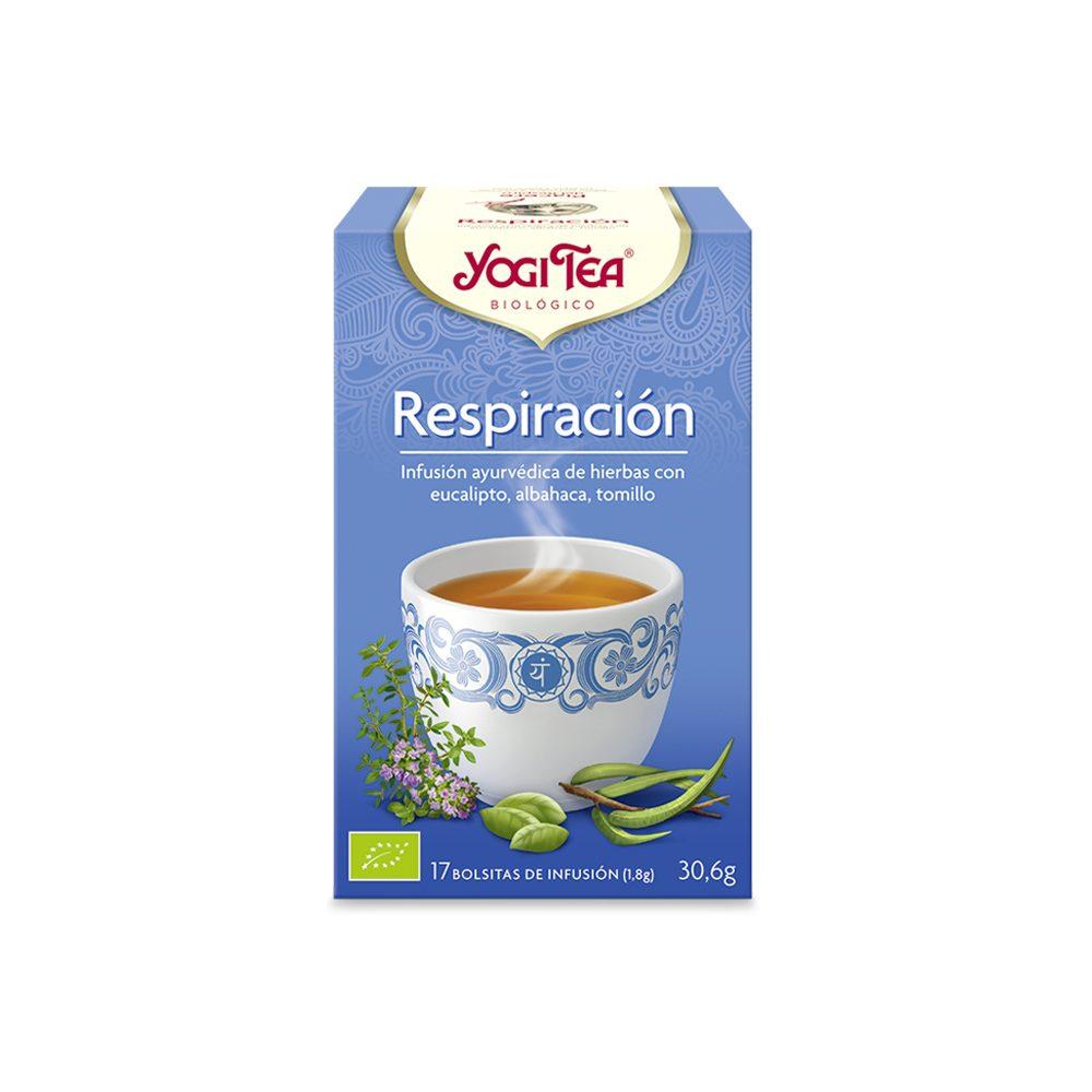Respiración Bio Yogi Tea