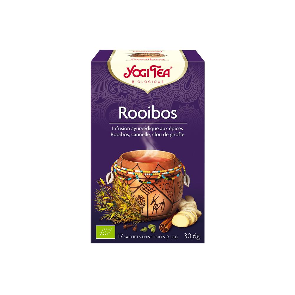 Rooibos Bio Yogi Tea