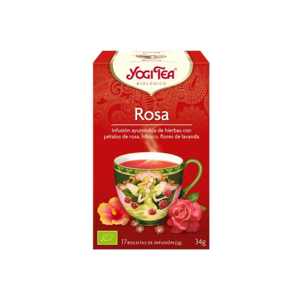 Rosa Bio Yogi Tea